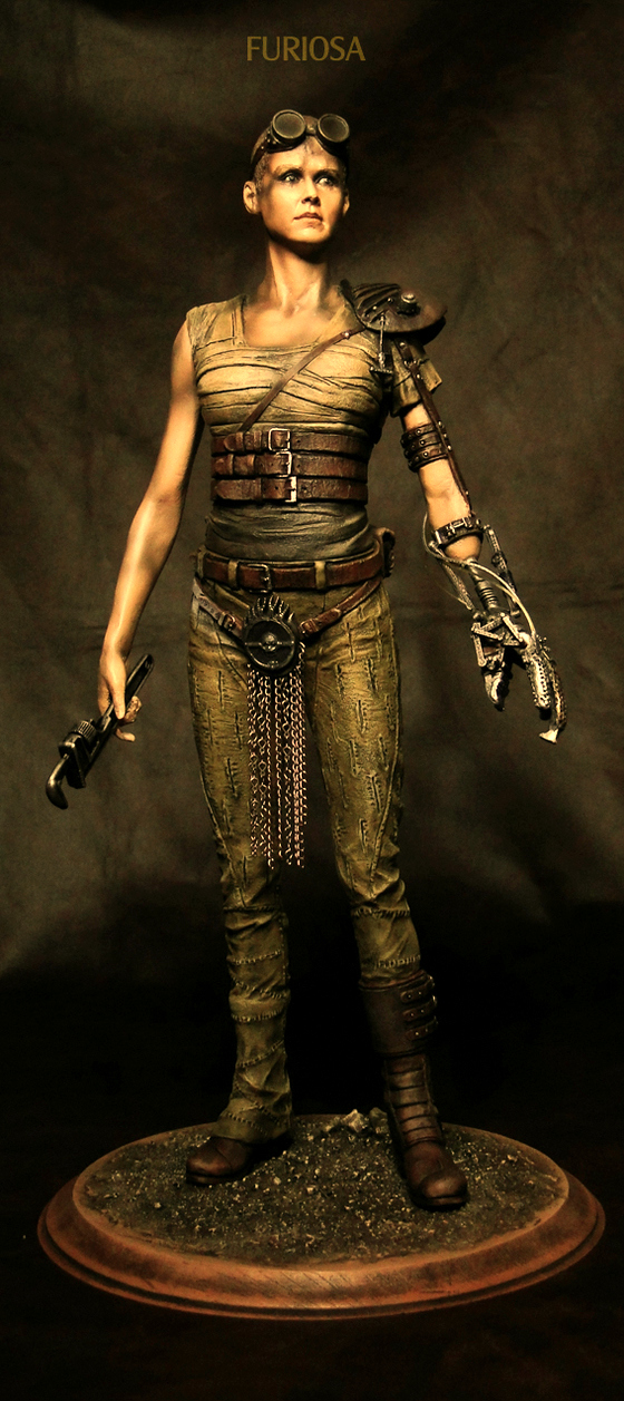 Imperator Furiosa - Painted by Switchum