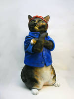 Rosie the Riveter Kitty by Switchum