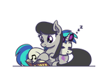 Octavia and Vinyl Day 2021 by FlutterLuv