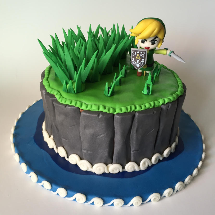 Zelda Themed Cakes