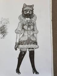 AO - Christmas Outfit!