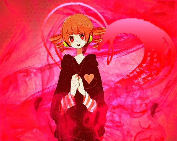 Utau   Vocaloid    Teto    Reder by LightOfTheConfusedUtau Vocaloid Teto
