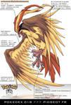Pokedex 018 - Pidgeot FR