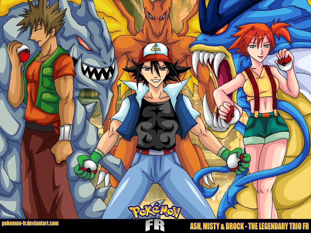 PokemonFRDS Legendary Trio by Pokemon FR Chico's Angels at WEHO Gay