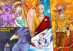 Pokemon - Xi You Ji FINALE by frbrothers86