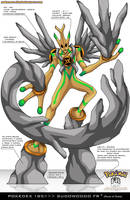 Pokedex 185 - Sudowoodo FR by frbrothers86