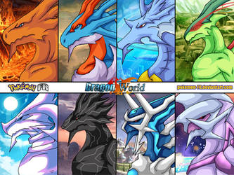 Dragon World - Dragons part 2 by frbrothers86