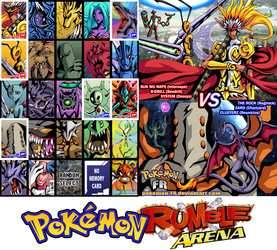Pokemon Rumble Arena