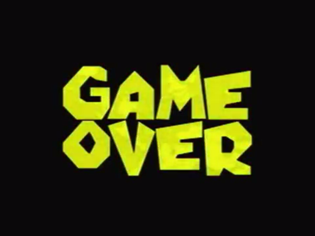 Game Over Wallpaper Hd Wallpaper Collection