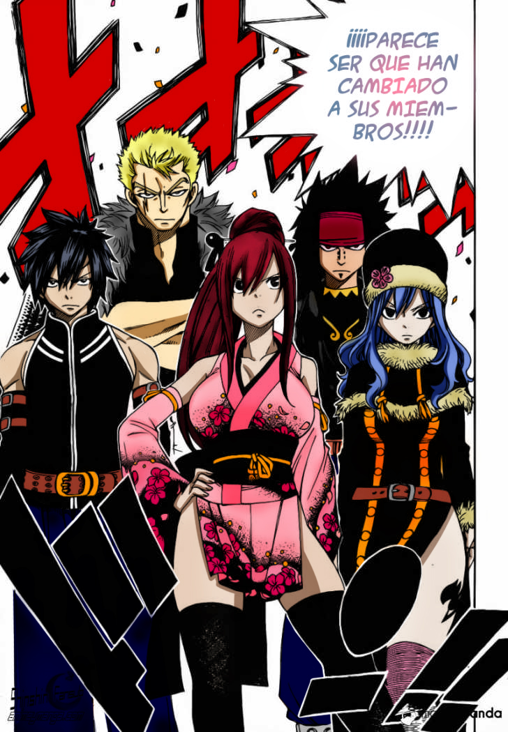 Fairy Tail Cap 303 by DawnTomorrow