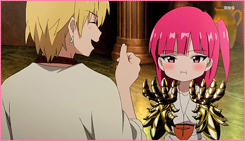 magi alibaba and morgiana kiss - photo #36