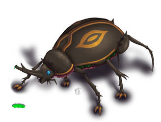 Bizarre Bug by Kalnaur