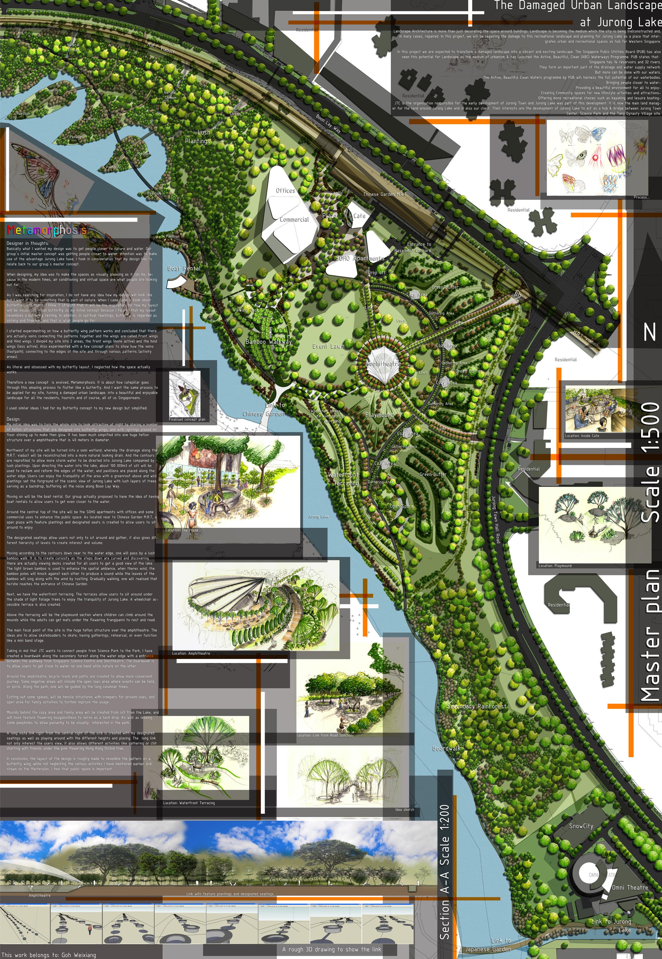 The damaged urban landscape ii by tidus yuna on deviantart for Urban home landscape design