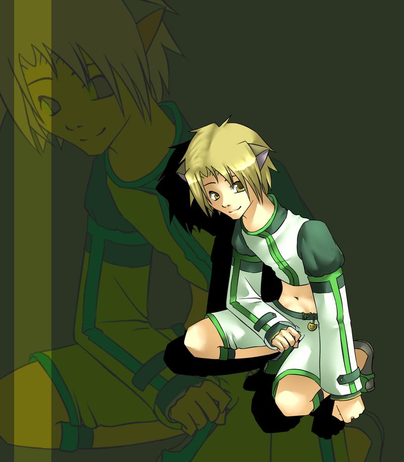 Request: Kazehiko by rruss23