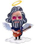 Jerry Garcia1 by glenkamo