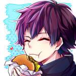 Hamburger!!