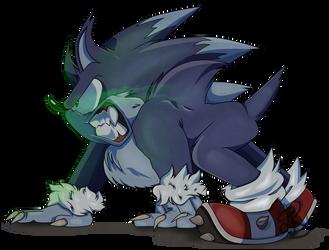 big woof by SonicRulez21