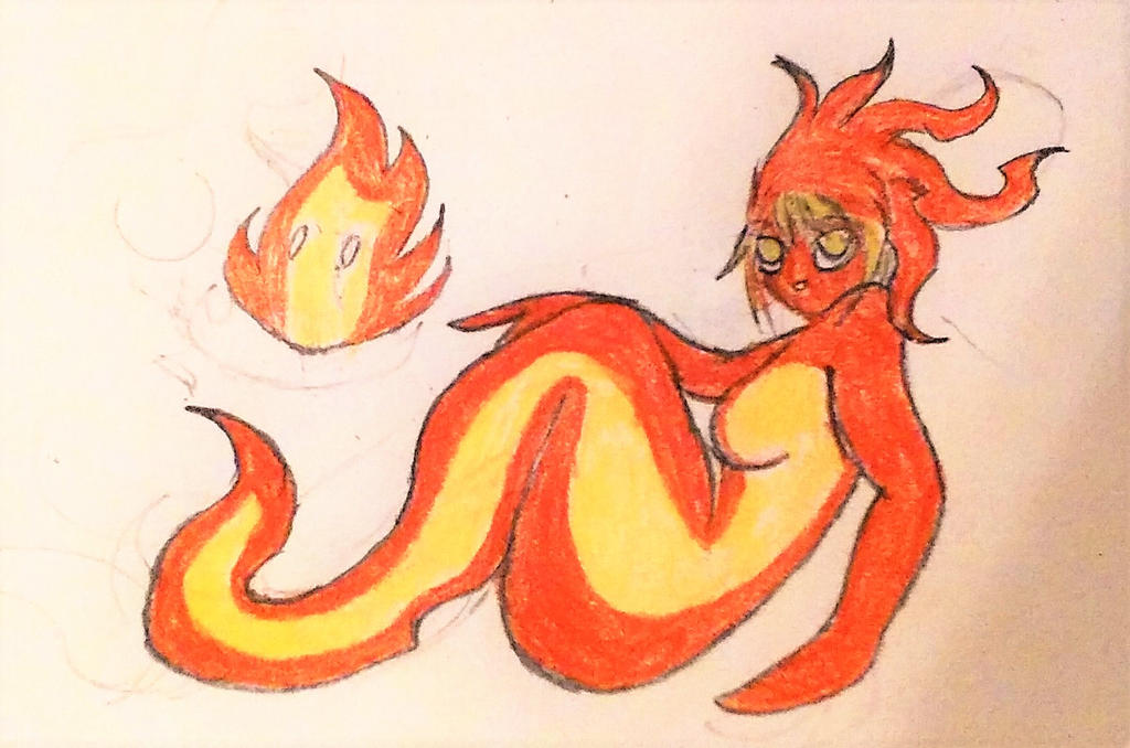 Fire Elemental by Jonny2211197