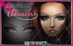 Eye Enhancer - Instant eyes eyebrows PSD Premade