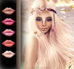 Boho Instant Lips Stock PSD