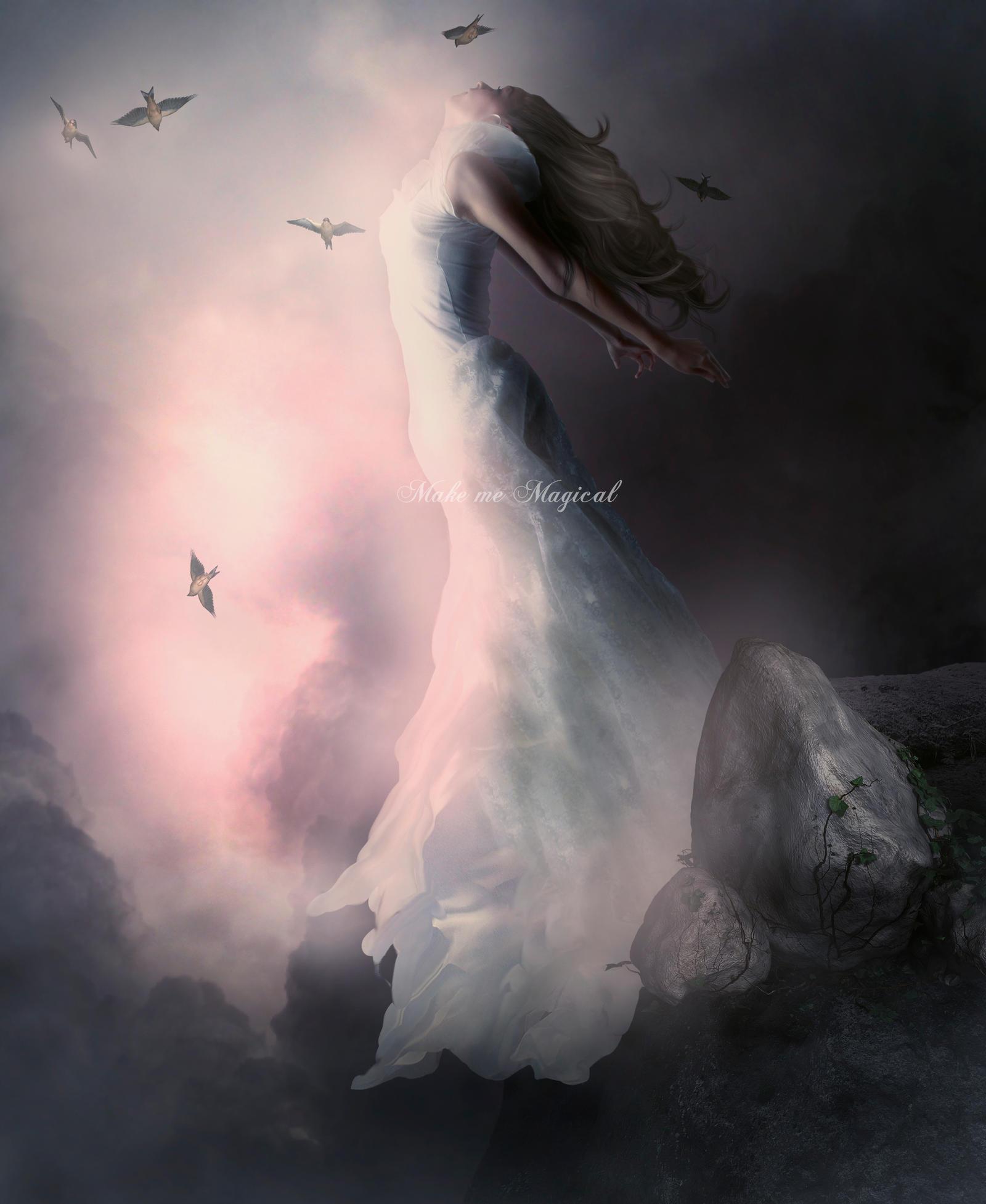 Falling by MakeMeMagical