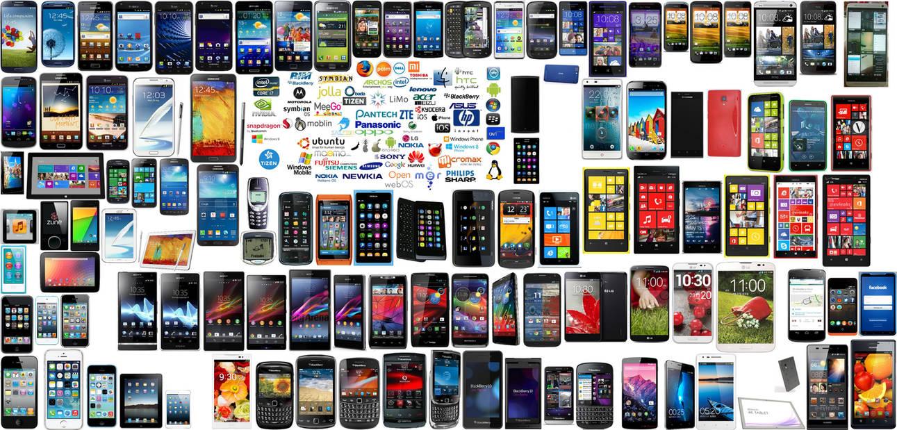 smartphone mash up by limpbizkit9001
