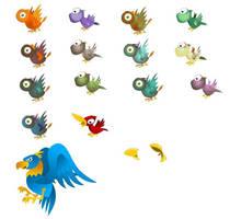 birdy game stuff by limpbizkit9001