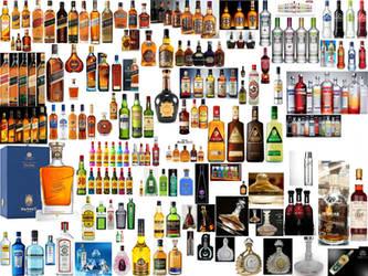 Most famous alcoholic drinks by limpbizkit9001