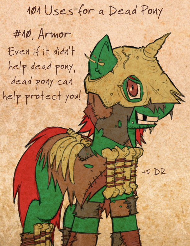 #10: Armor by DontAskForCookie