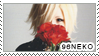 96NEKO stamp by KitsuneShadoru