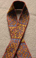 Tablet woven band from Chelles/France by aislingde