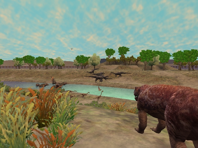 Zoo Tycoon 2: Walking with Dinosaurs- New Blood by MrJLM18