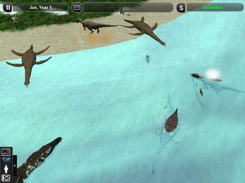 Zoo Tycoon 2: Walking With Dinosaurs- A Cruel Sea by MrJLM18 on