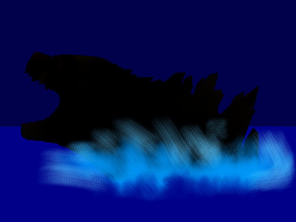 Godzilla Returns! by MrJLM18