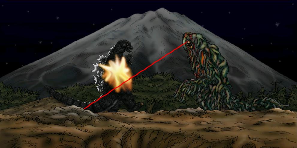Godzilla vs. Hedorah (1971) Presents A Good Anti-Smog Message ...