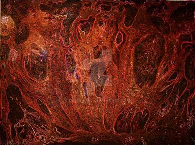 Flames by DesmarisN