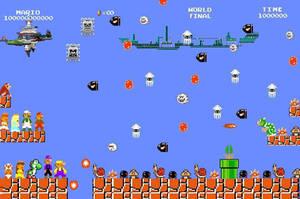 Super Mario - The Final Battle by SuperMarioStar777