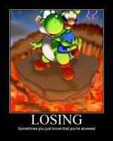 Losing by SuperMarioStar777