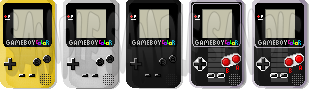 GameBoy Colors:Special Edition by Tassos13