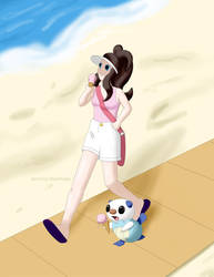 Pkmn BW - On the Boardwalk