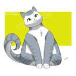 ChrissaBug Cat by StaciNadia