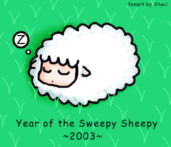 HM - Year of the Sweepy Sheepy