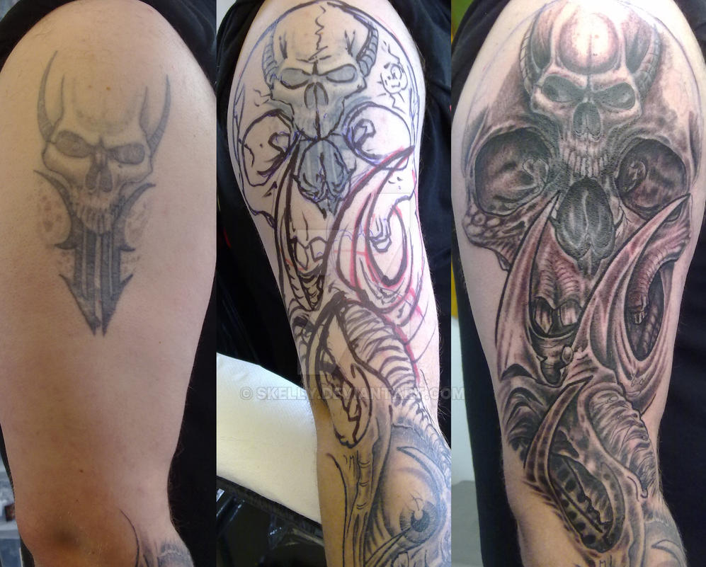 freehand cover/rework thing by skelly