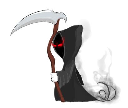 Grim Reaper concept by Zhon890