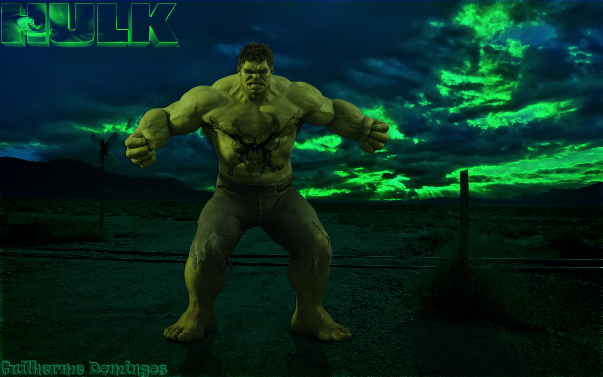 Hulk By Guilherme