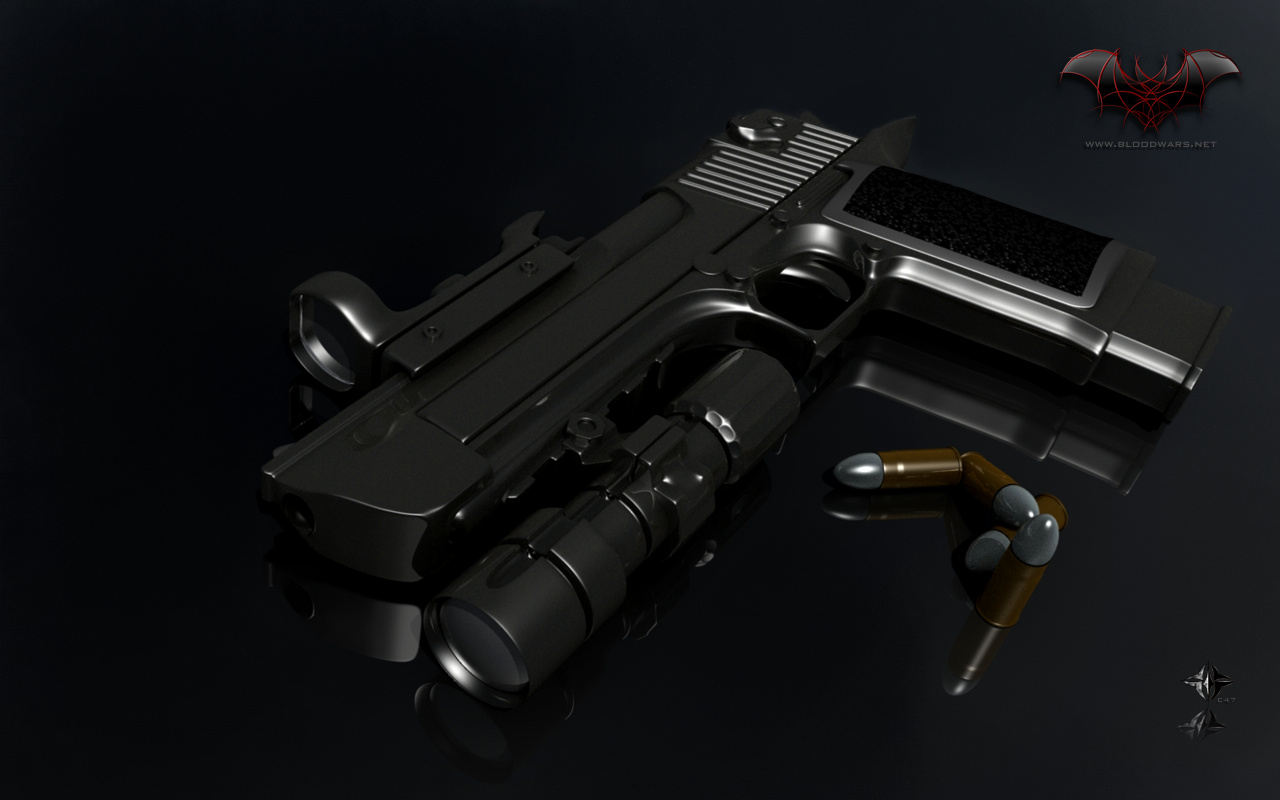wallpapers de armas de fuego y blancas