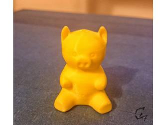 3D Printed Piggy by Avenegerc47
