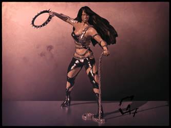 Bloodwars Beastmaster Female