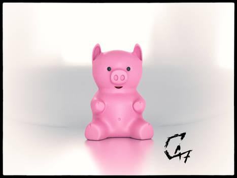 Piggy render
