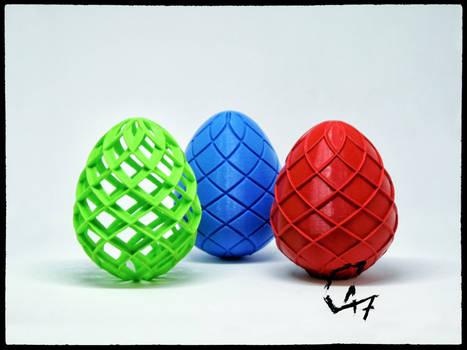 Easter Eggs 2021